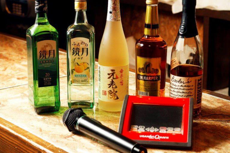 イメージ図/Karaoke Pub Kinchan-chi
