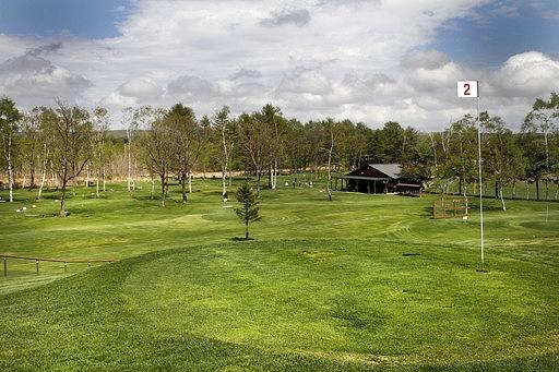 イメージ図/Tsurui Village Park Golf Course